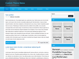 Blogwave WordPress Theme